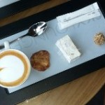 Sky lounge koffie